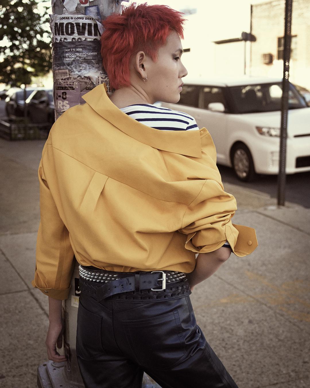 EZ Vogue Italia - The Hive Management
